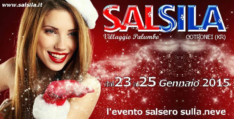 Salsila 2015 L'Evento Salsero Sulla Neve